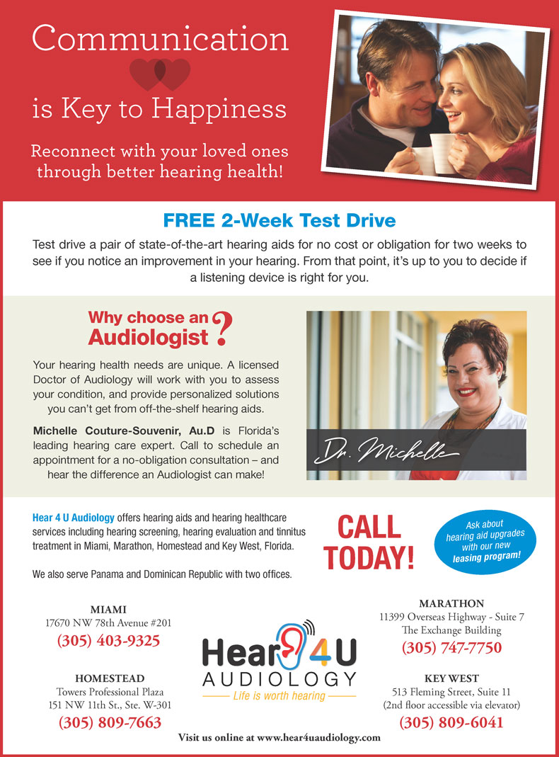 FREE Hearing Aid Trials | Hear 4 U Audiology