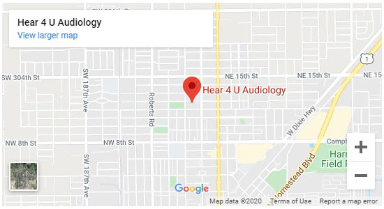 Hearing Aid Center in Homestead, FL - Hear4U Audiology