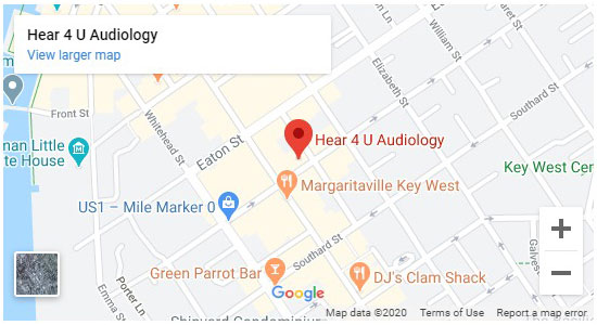 Hearing Aid Center in Key West, FL - Hear4U Audiology