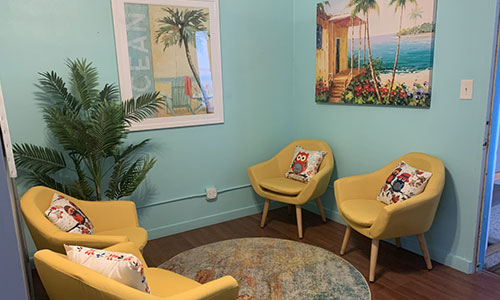 Waiting Room - Key West, FL - Hear 4 U Audiology